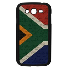 Vintage Flag   South Africa Samsung Galaxy Grand Duos I9082 Case (black) by ValentinaDesign