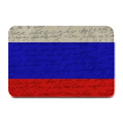Vintage Flag   Russia Plate Mats by ValentinaDesign