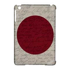 Vintage Flag   Japan Apple Ipad Mini Hardshell Case (compatible With Smart Cover) by ValentinaDesign