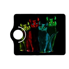 Cats Kindle Fire Hd (2013) Flip 360 Case by Valentinaart