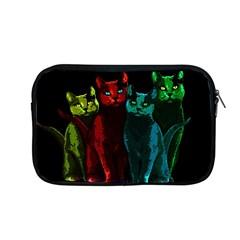 Cats Apple Macbook Pro 13  Zipper Case by Valentinaart
