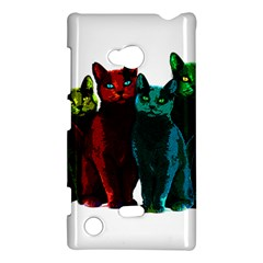 Cats Nokia Lumia 720 by Valentinaart