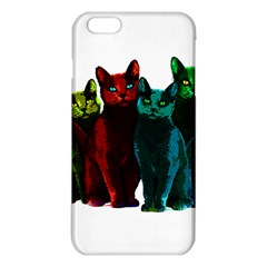 Cats Iphone 6 Plus/6s Plus Tpu Case by Valentinaart