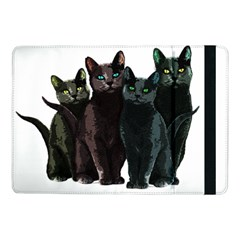 Cats Samsung Galaxy Tab Pro 10 1  Flip Case by Valentinaart