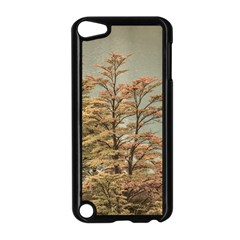 Landscape Scene Colored Trees At Glacier Lake  Patagonia Argentina Apple Ipod Touch 5 Case (black) by dflcprints