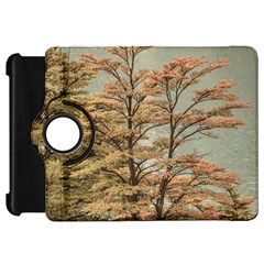 Landscape Scene Colored Trees At Glacier Lake  Patagonia Argentina Kindle Fire Hd 7  by dflcprints