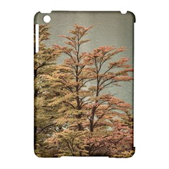 Landscape Scene Colored Trees At Glacier Lake  Patagonia Argentina Apple Ipad Mini Hardshell Case (compatible With Smart Cover) by dflcprints
