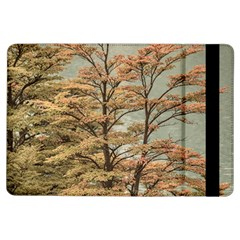 Landscape Scene Colored Trees At Glacier Lake  Patagonia Argentina Ipad Air Flip by dflcprints