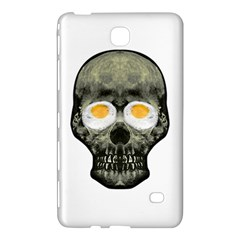 Skull With Fried Egg Eyes Samsung Galaxy Tab 4 (7 ) Hardshell Case  by dflcprints