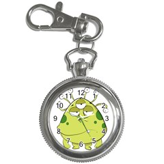 The Most Ugly Alien Ever Key Chain Watches by Catifornia