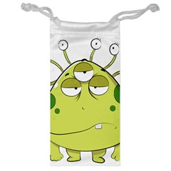 The Most Ugly Alien Ever Jewelry Bag by Catifornia