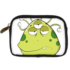 The Most Ugly Alien Ever Digital Camera Cases by Catifornia