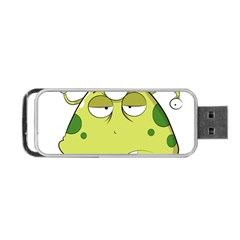 The Most Ugly Alien Ever Portable Usb Flash (two Sides) by Catifornia