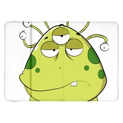The Most Ugly Alien Ever Samsung Galaxy Tab 8 9  P7300 Flip Case by Catifornia