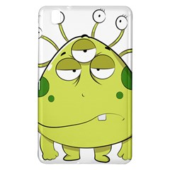 The Most Ugly Alien Ever Samsung Galaxy Tab Pro 8 4 Hardshell Case by Catifornia