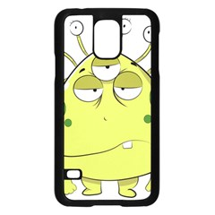 The Most Ugly Alien Ever Samsung Galaxy S5 Case (black) by Catifornia