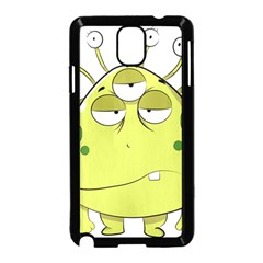 The Most Ugly Alien Ever Samsung Galaxy Note 3 Neo Hardshell Case (black) by Catifornia