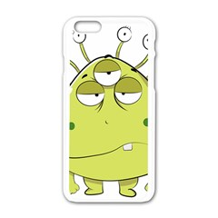 The Most Ugly Alien Ever Apple Iphone 6/6s White Enamel Case by Catifornia