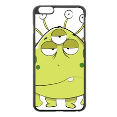 The Most Ugly Alien Ever Apple Iphone 6 Plus/6s Plus Black Enamel Case by Catifornia
