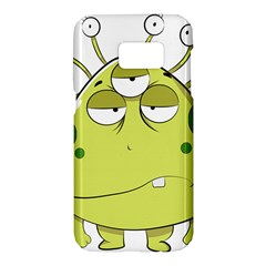 The Most Ugly Alien Ever Samsung Galaxy S7 Hardshell Case  by Catifornia