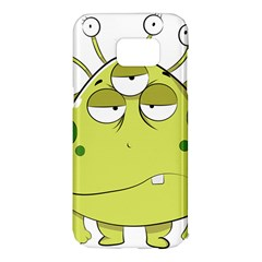 The Most Ugly Alien Ever Samsung Galaxy S7 Edge Hardshell Case by Catifornia