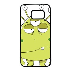 The Most Ugly Alien Ever Samsung Galaxy S7 Black Seamless Case by Catifornia