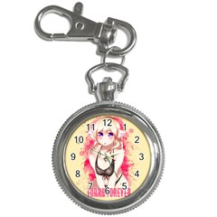 Blonde Hair Bikini Furry Girl Key Chain Watches by Catifornia