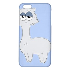 Grumpy Persian Cat Llama Iphone 6 Plus/6s Plus Tpu Case by Catifornia