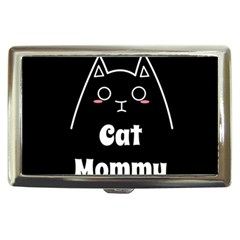 Love My Cat Mommy Cigarette Money Cases by Catifornia
