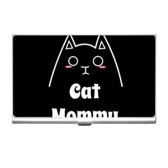Love My Cat Mommy Business Card Holders by Catifornia