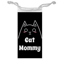 Love My Cat Mommy Jewelry Bag by Catifornia
