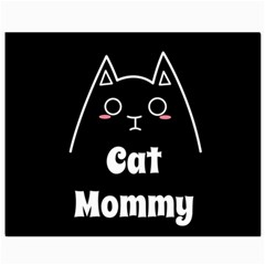 Love My Cat Mommy Canvas 8  X 10  by Catifornia