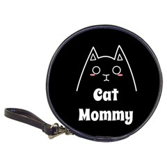 Love My Cat Mommy Classic 20 Cd Wallets by Catifornia