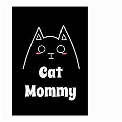 Love My Cat Mommy Small Garden Flag (two Sides) by Catifornia