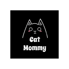 Love My Cat Mommy Acrylic Tangram Puzzle (4  X 4 ) by Catifornia