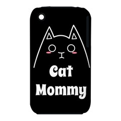 Love My Cat Mommy Iphone 3s/3gs by Catifornia