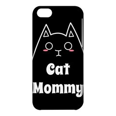 Love My Cat Mommy Apple Iphone 5c Hardshell Case by Catifornia