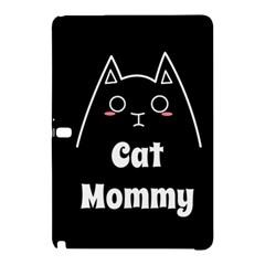 Love My Cat Mommy Samsung Galaxy Tab Pro 12 2 Hardshell Case by Catifornia
