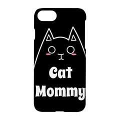 Love My Cat Mommy Apple Iphone 7 Hardshell Case by Catifornia
