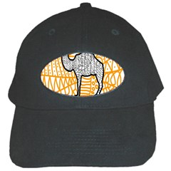 Animals Camel Animals Deserts Yellow Black Cap by Mariart