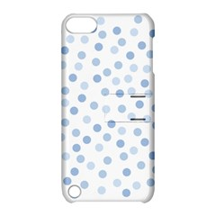 Bubble Balloon Circle Polka Blue Apple Ipod Touch 5 Hardshell Case With Stand by Mariart