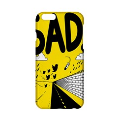 Have Meant  Tech Science Future Sad Yellow Street Apple Iphone 6/6s Hardshell Case by Mariart