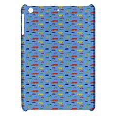 Miniature Car Buses Trucks School Buses Apple Ipad Mini Hardshell Case by Mariart