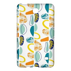 Pebbles Texture Mid Century Samsung Galaxy Tab 4 (8 ) Hardshell Case  by Mariart