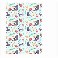 Redbubble Animals Cat Bird Flower Floral Leaf Fish Large Garden Flag (two Sides) by Mariart