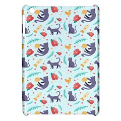 Redbubble Animals Cat Bird Flower Floral Leaf Fish Apple Ipad Mini Hardshell Case by Mariart