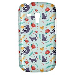 Redbubble Animals Cat Bird Flower Floral Leaf Fish Galaxy S3 Mini by Mariart