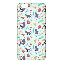 Redbubble Animals Cat Bird Flower Floral Leaf Fish Iphone 6 Plus/6s Plus Tpu Case by Mariart