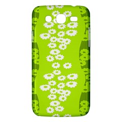 Sunflower Green Samsung Galaxy Mega 5 8 I9152 Hardshell Case  by Mariart