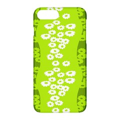 Sunflower Green Apple Iphone 7 Plus Hardshell Case by Mariart